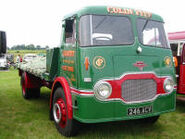 A 1950s Rowe Hillmaster Cargolorry Diesel 4X2