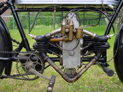 Flat twin Douglas 1912 N 3