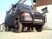 Ford Transit County 4x4