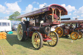 Foster no. 14564 - ST - Victoria - FE 8055 at Hollowell 2011 - Picture 002