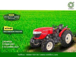 VST Shakti 5025R Branson MFWD ad - 2017