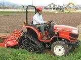 Yanmar EG120 EcoTra Justy Half-Track
