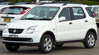 2002 Holden Cruze (YG) wagon (2010-07-19) 01.jpg