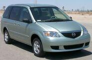 2002 Mazda MPV LX -- NHTSA
