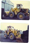 A 1970s weatherill l64 loader
