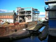 Birmingham Science Museum demolition