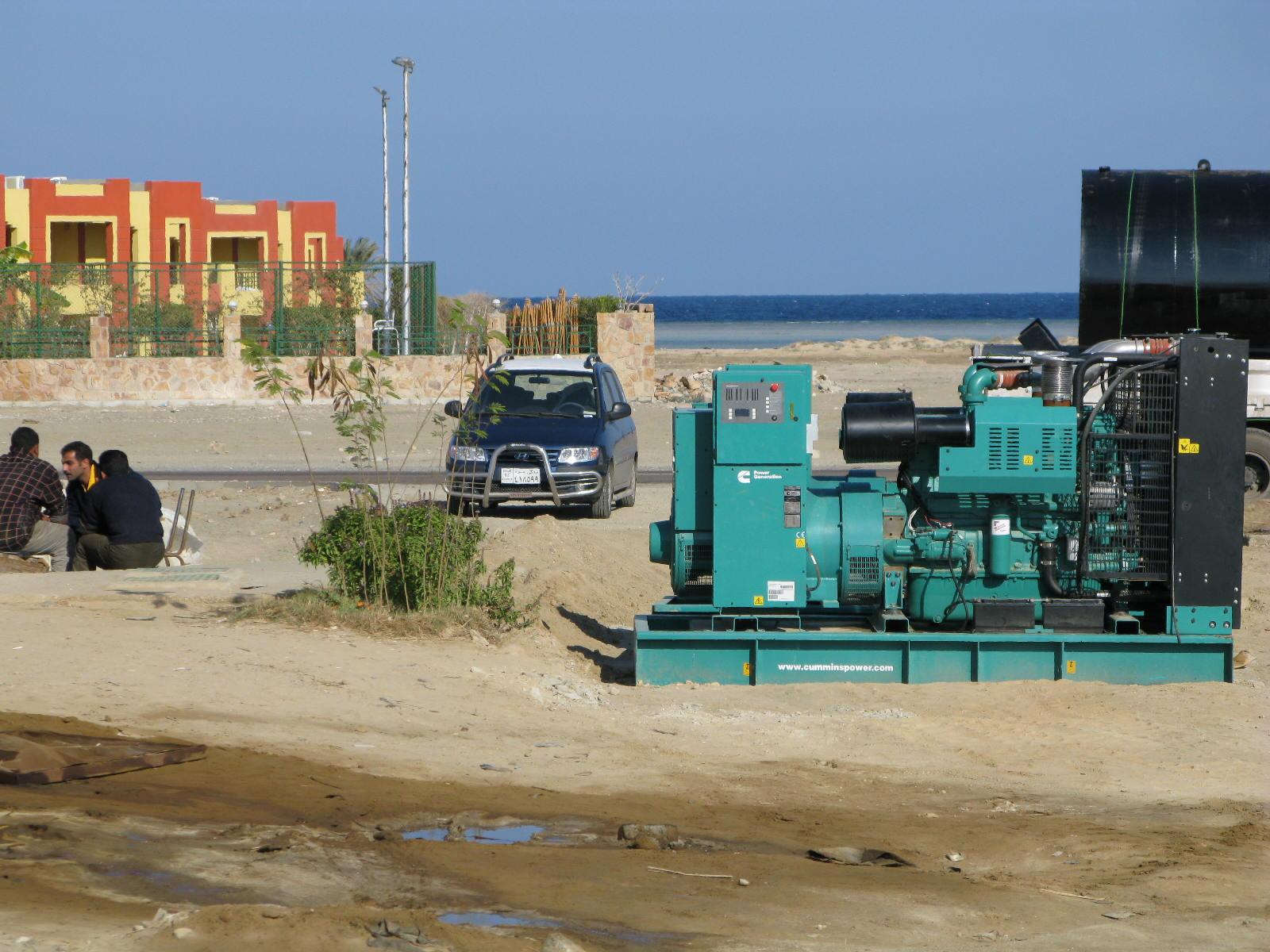 Diesel generator Tractor & Construction Plant Wiki