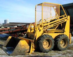 Ford CL-30 skid-steer - 1978
