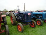 Fordson E27N Major P6 - JKY 11 at Rushden 08 - P5010239