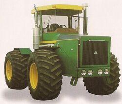 Horwood Bagshaw C2220 Acremaster 4WD - 1985