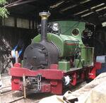 Hudswell Clarke No 4
