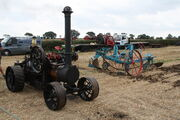 Kitson & Hewitson (half scale) ploughing engine IMG 4990