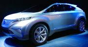 Lexus LF-Xh concept Tokyo