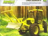 Zanello (Tractomade) 540M forestry