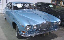 '68 Jaguar 420G (Toronto Spring '12 Classic Car Auction)