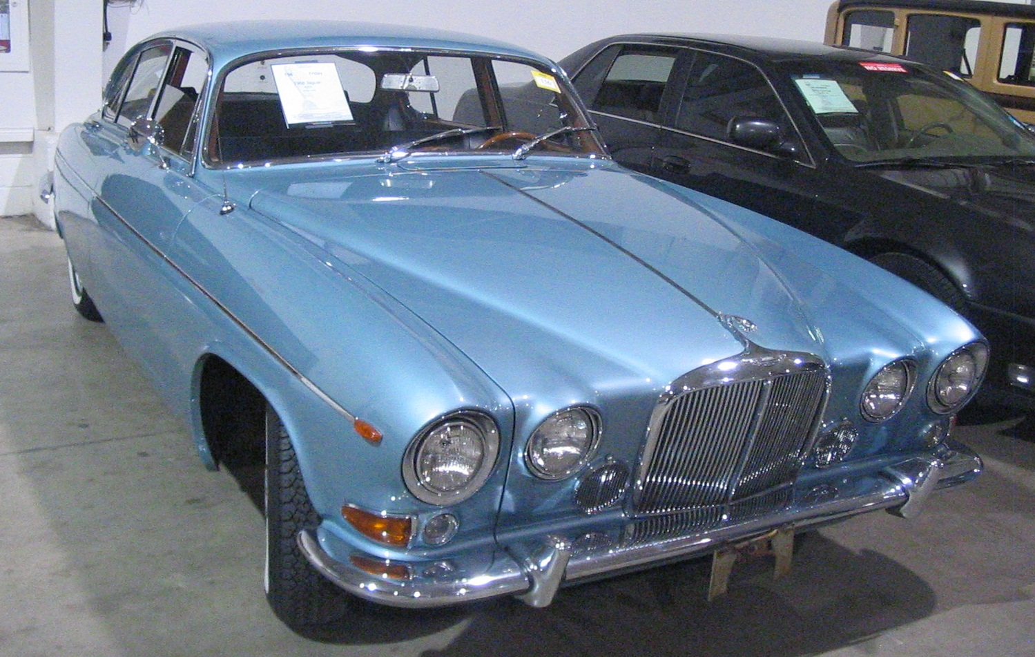 Jaguar Mark X Tractor Construction Plant Wiki Fandom Powered 1950s S 1968 420g North America