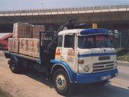 1970s Barreiros Granruta Cargolorry Diesel