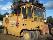 A 1980s Aveling Barford Pneumatic PM Roadroller Diesel