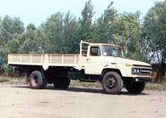 A 1980s JIEFANG CA141 Diesel