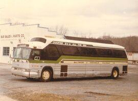 B&A 2103 Pitman, NJ March 1983