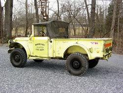 Dodge M37-1953