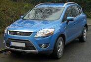 Ford Kuga (seit 2008) 2.0 TDCi front MJ
