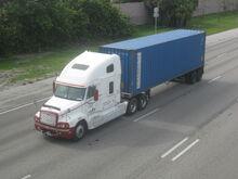Intermodal Transport by Truck