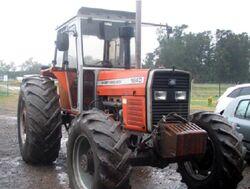 MF 1640 MFWD - 1996