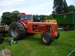Marshall MP6 (tractor pulling special)