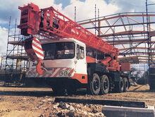 VICKERS-AWD Jones 461 Cranetruck TD