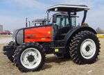 Valtra BL77 low-profile MFWD (red) - 2004