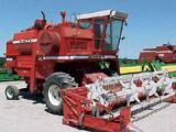 White 8600 Harvest Boss