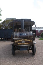 Yorkshire Steam wagon no. 652 - U 2749 at Preston Rally - IMG 2764