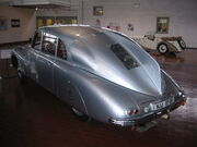 1947 Tatra T-87 Saloon - Rear 3qtrs View (Lane Motor Museum)