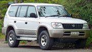 1996-1999 Toyota Land Cruiser Prado (VZJ95R) GXL wagon (2011-03-10)