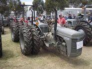 A Ferguson TED40 4WD Tractor DOE Tractor lookalike
