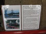 Aveling & Porter Steamroller infoplate