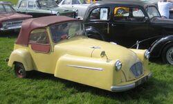 Bond Minicar from ca 1956