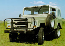 CBT Javali (Jeep) - 2001