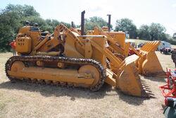 Caterpillar 977H Traxcavator at Astwoodbank 2011 - IMG 8857