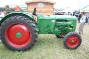 Deutz 4 cylinder tractor at GDSF 08 IMG 0724