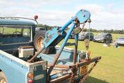 Harvey Frost Crane on Land Rover YDG 653S at HCVS Harrogate 09 - IMG 2436