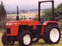 Hercules 2284 MFWD - 2001