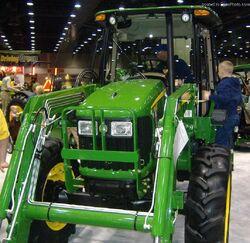 JD 5101 E MFWD - 2009