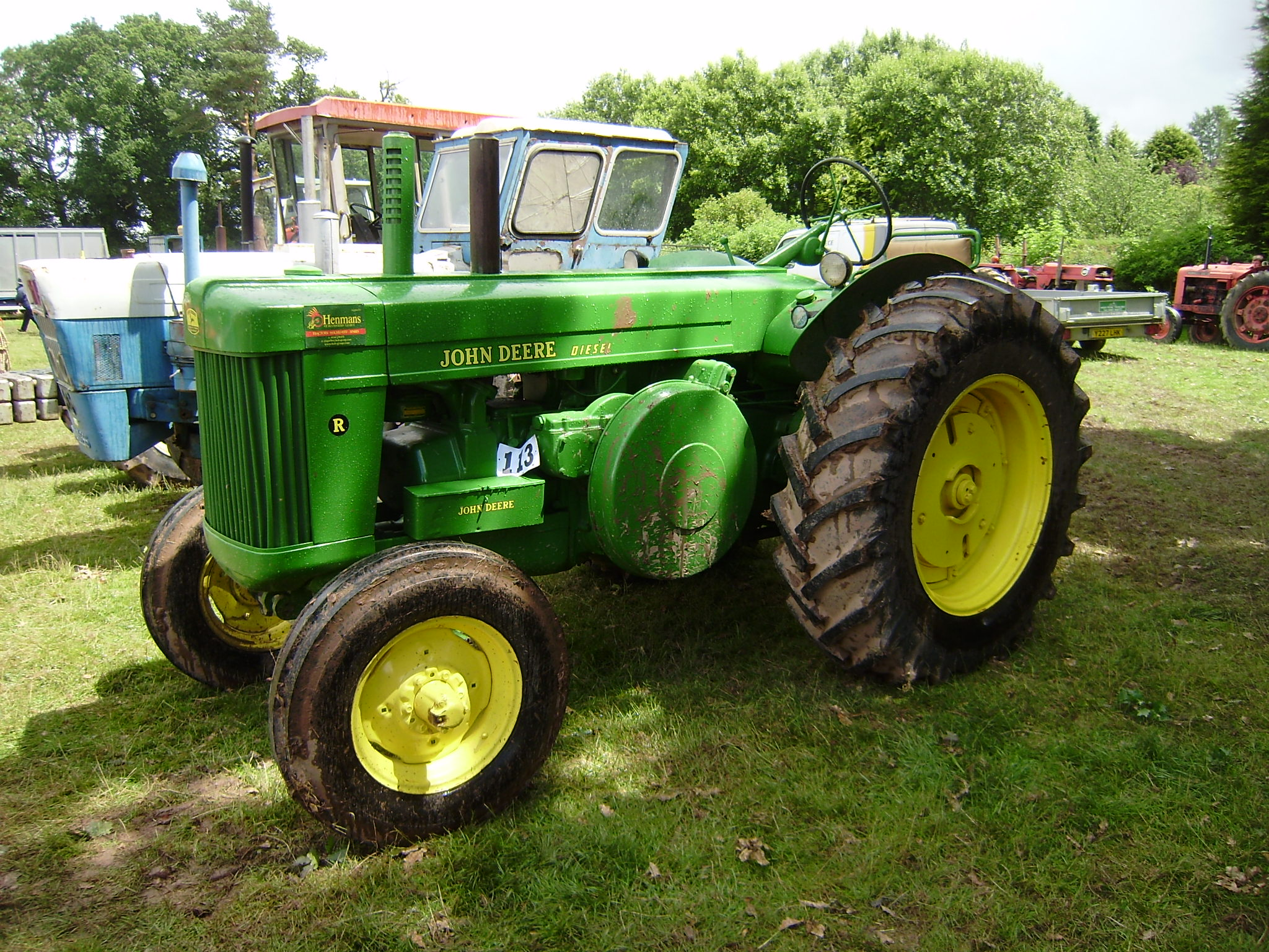List Of John Deere Tractors Tractor Construction Plant Wiki 9610 Combine Wiring Diagram Fandom Powered By Wikia