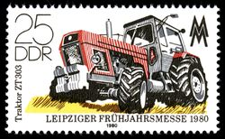 Stamps of Germany (DDR) 1980, MiNr 2499