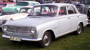 Vauxhall FBD Victor 4-Door Saloon 1963