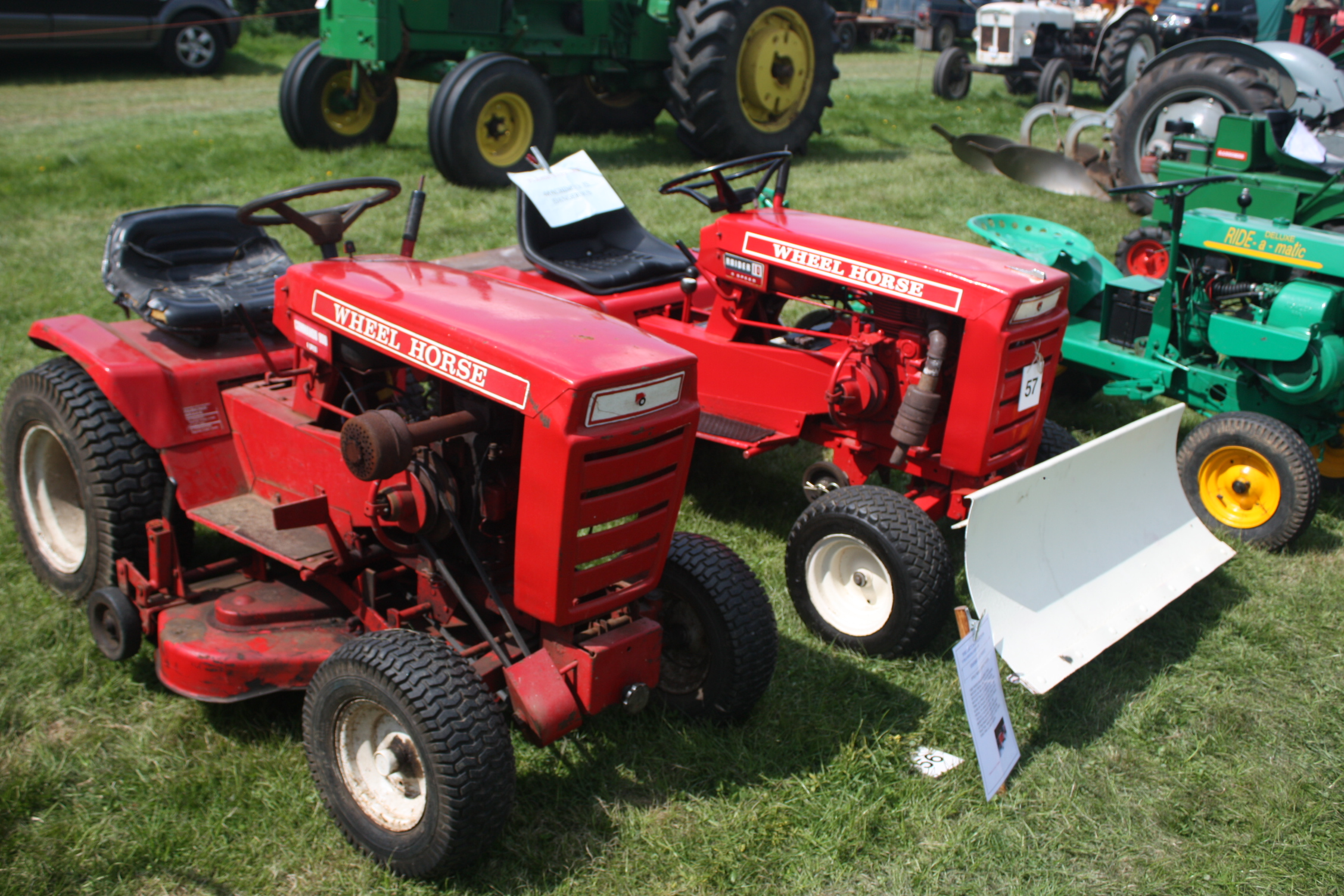 Wheel Horse 314 Wiring Harness Trusted Diagram Construction Tractors Tractor Plant Wiki Fandom Sign