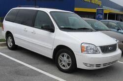2004-2007 Ford Freestar