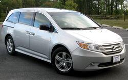 2011 Honda Odyssey Touring Elite -- 10-06-2010